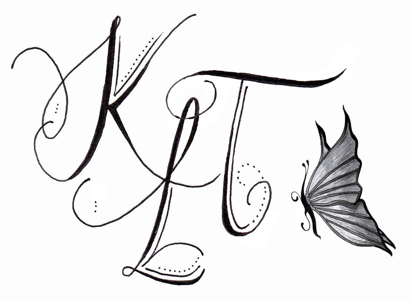 Klt L Association Emily Calligraphy