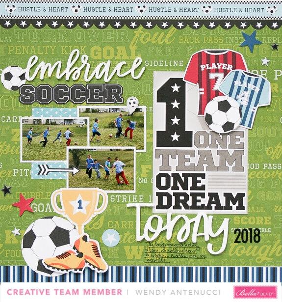 Embrace Soccer Today